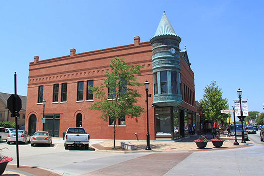 plainfield downtown