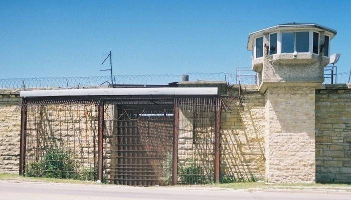 Joliet Prison Gate