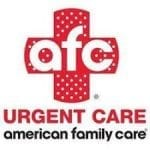 AFC Urgent Care American Family Care logo