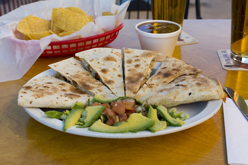 quesadilla restaurant in joliet