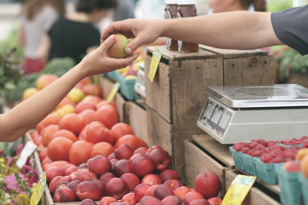 buying apples