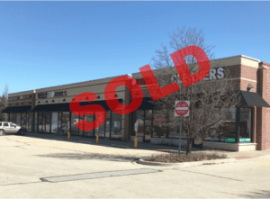 Augusta Plaza, Bolingbrook - SOLD