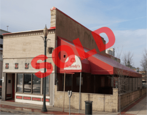 Bank Owned - Former Restaurant - SOLD