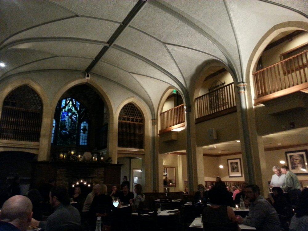 Ivy Restaurant interior