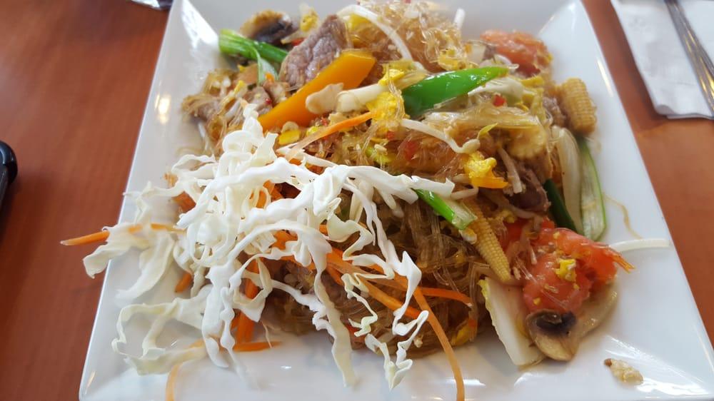 Mai Thai dish