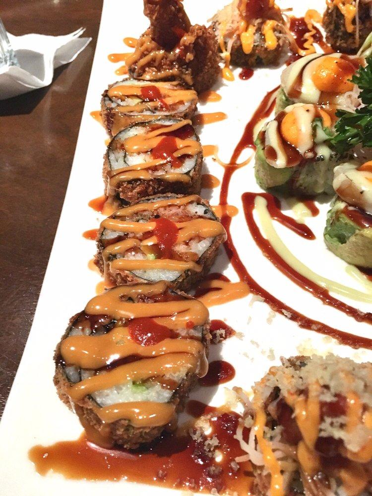 Wok n Fire Sushi