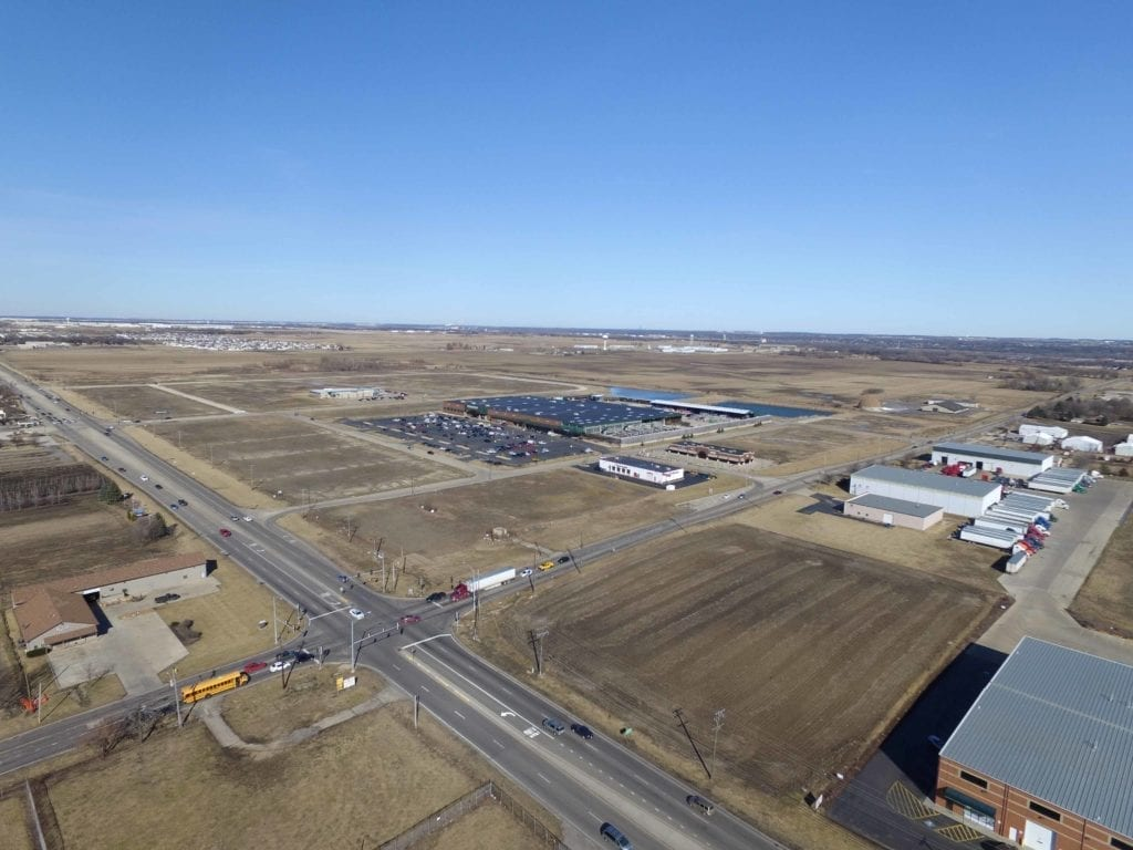 caton commercial real estate group Improved Lots on Weber & Caton Farm Rds.