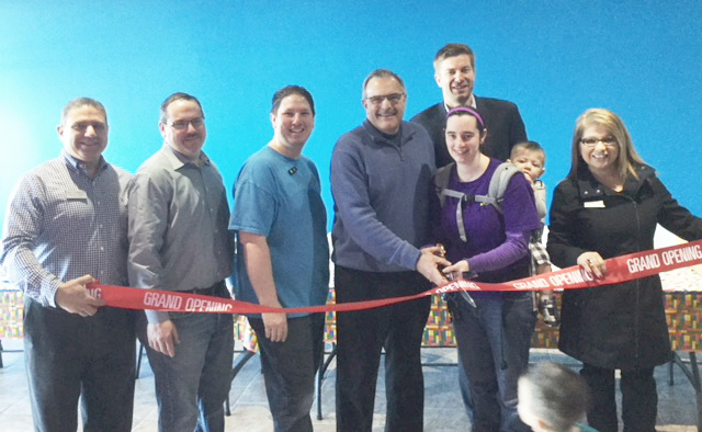 Grand Opening of Brick & Minifigs in Crest Hill caton commercial real estate