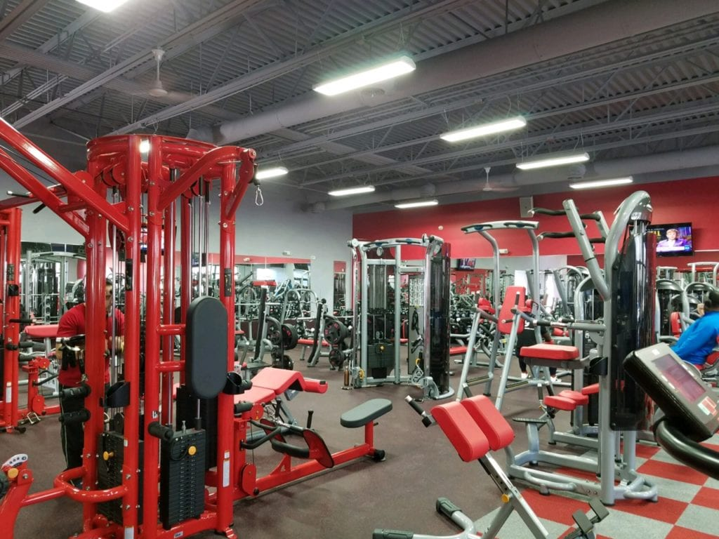 Crest Hill Workout Anytime inside Caton Commercial Real Estate