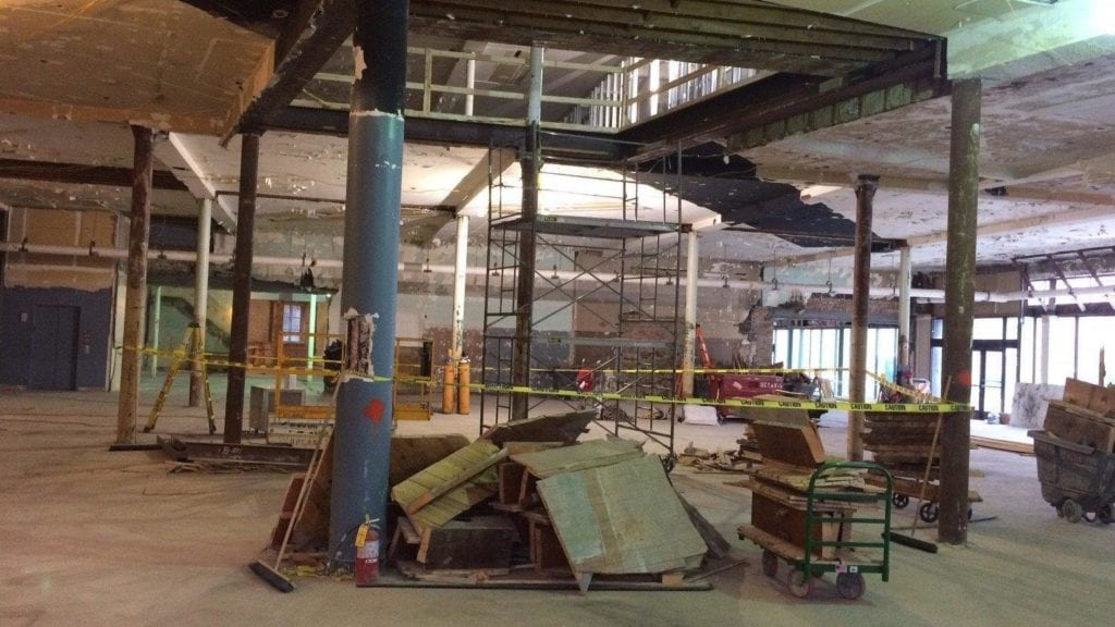 A look inside Downtown Aurora Arts Center Project