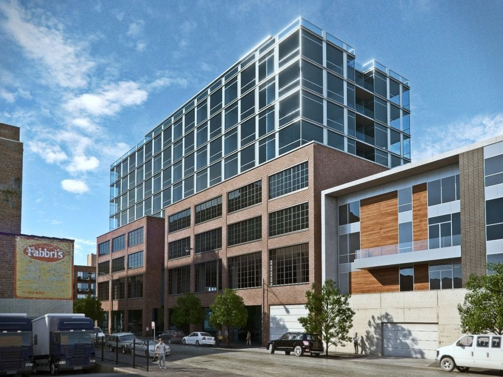 Caton Commercial real estate Partners with Medici Group for Chicago Co-living Concept