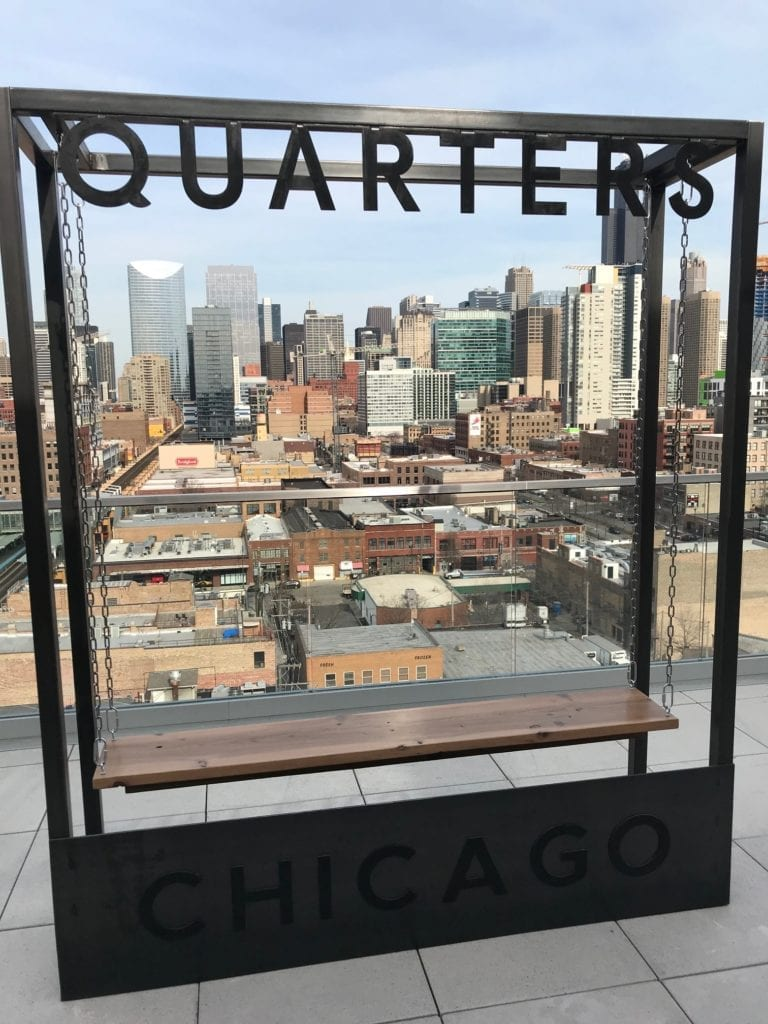 Medici Co-Living Group Reveals QUARTERS in Chicago