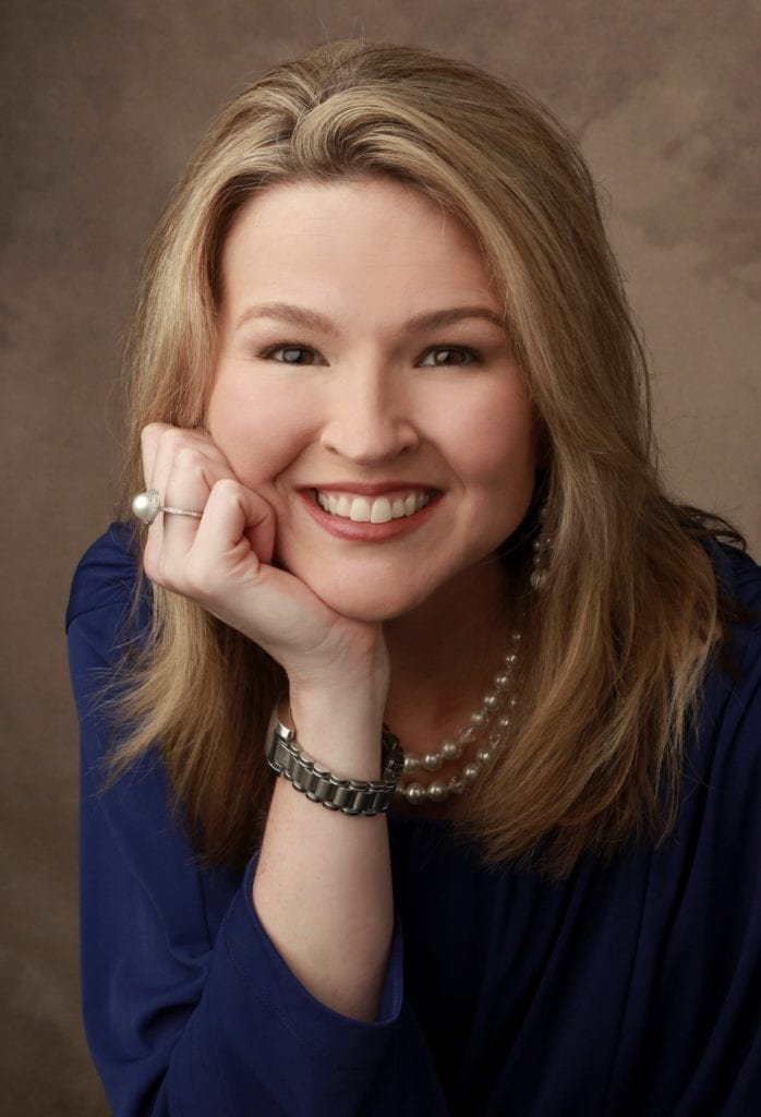 amy hall, chief operating officer