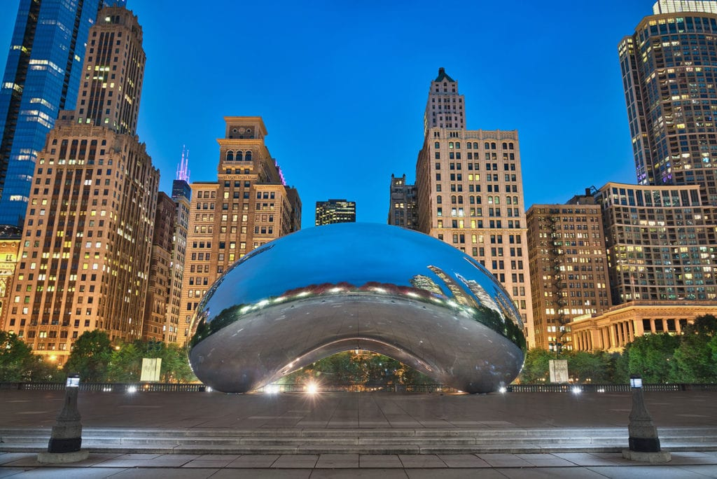 caton commercial real estate chicago bean